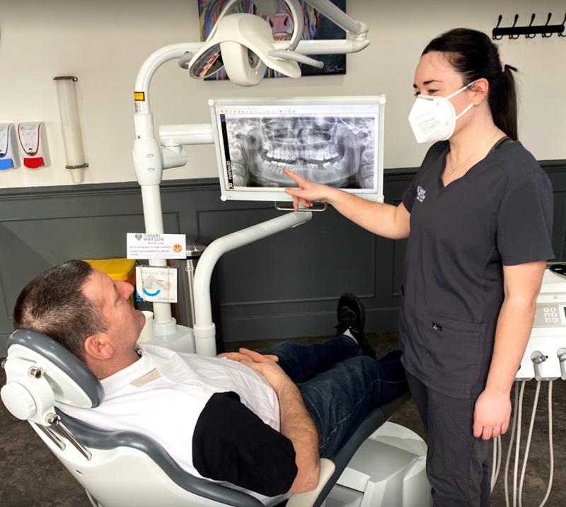 NHS Dentist Glasgow